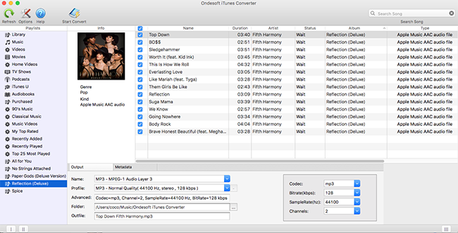 iTunes Ripper M4P to MP3 Converter for Mac – Easily convert